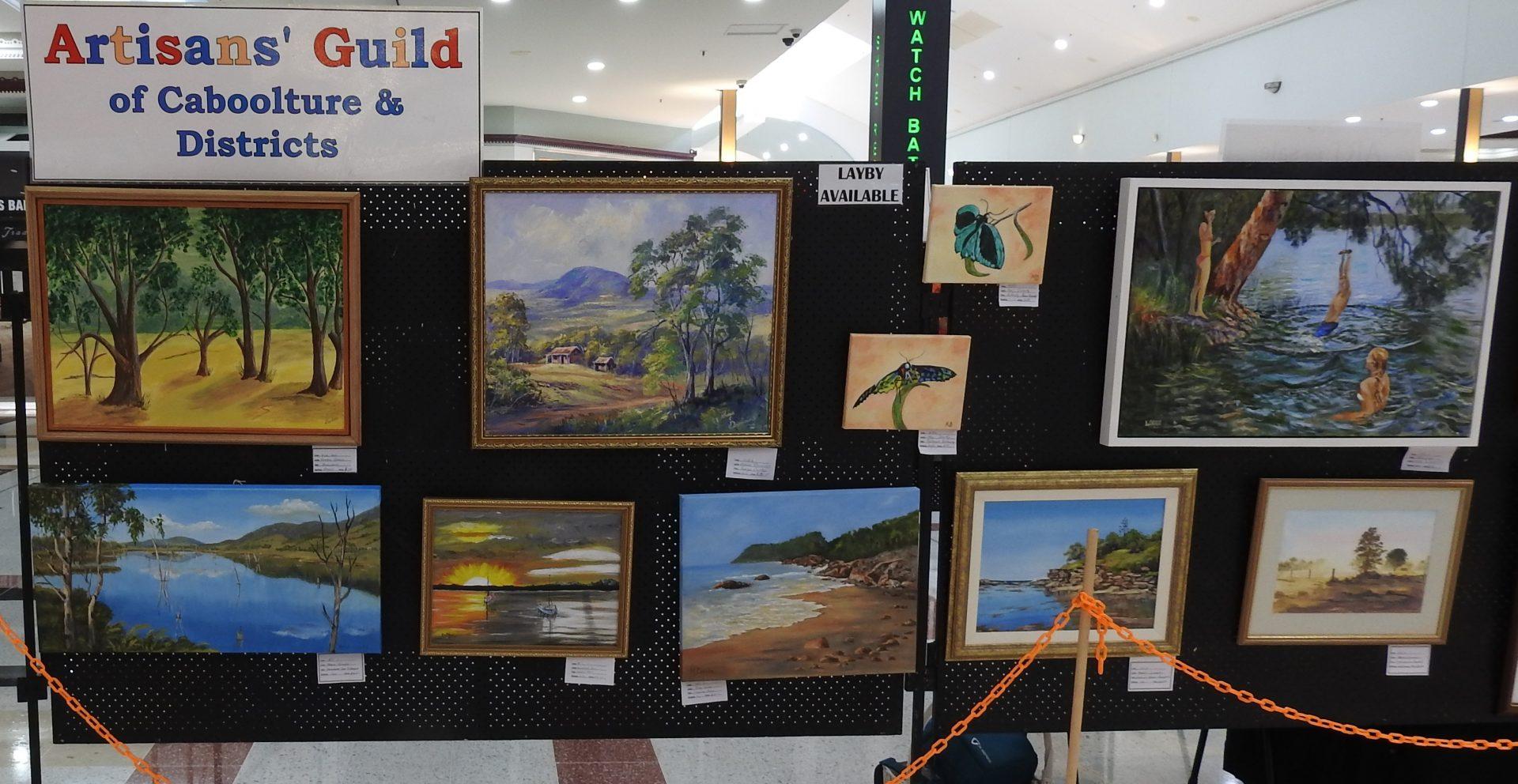 Art Exhibition Morayfield Feb 2021n